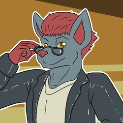 Mightyena Greaser
