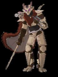 The Knight of Nalros- Hue Maxim