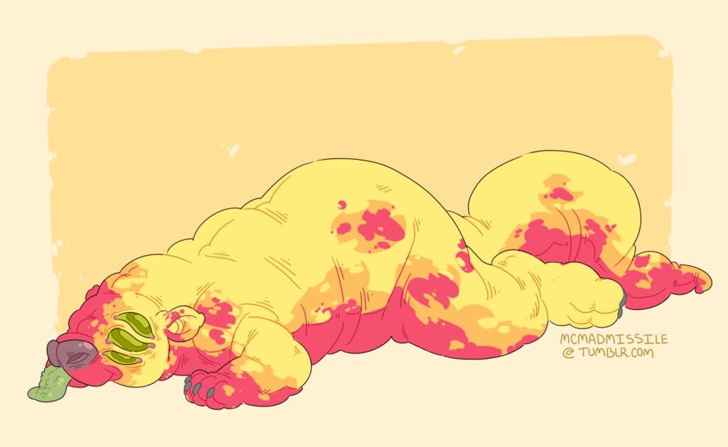 Gluttony [comm]