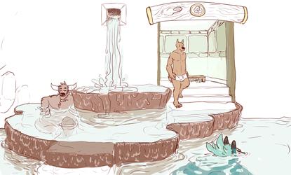 Underground Springs