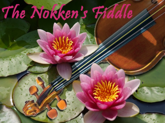 (Cover art) The Nokken's Fiddle