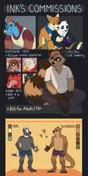 Commission Guide 2015
