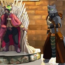 A new king ⌠-JBF1-⌡