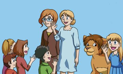 [commission] gir land lion 13