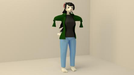 Alizée: Now Clothed