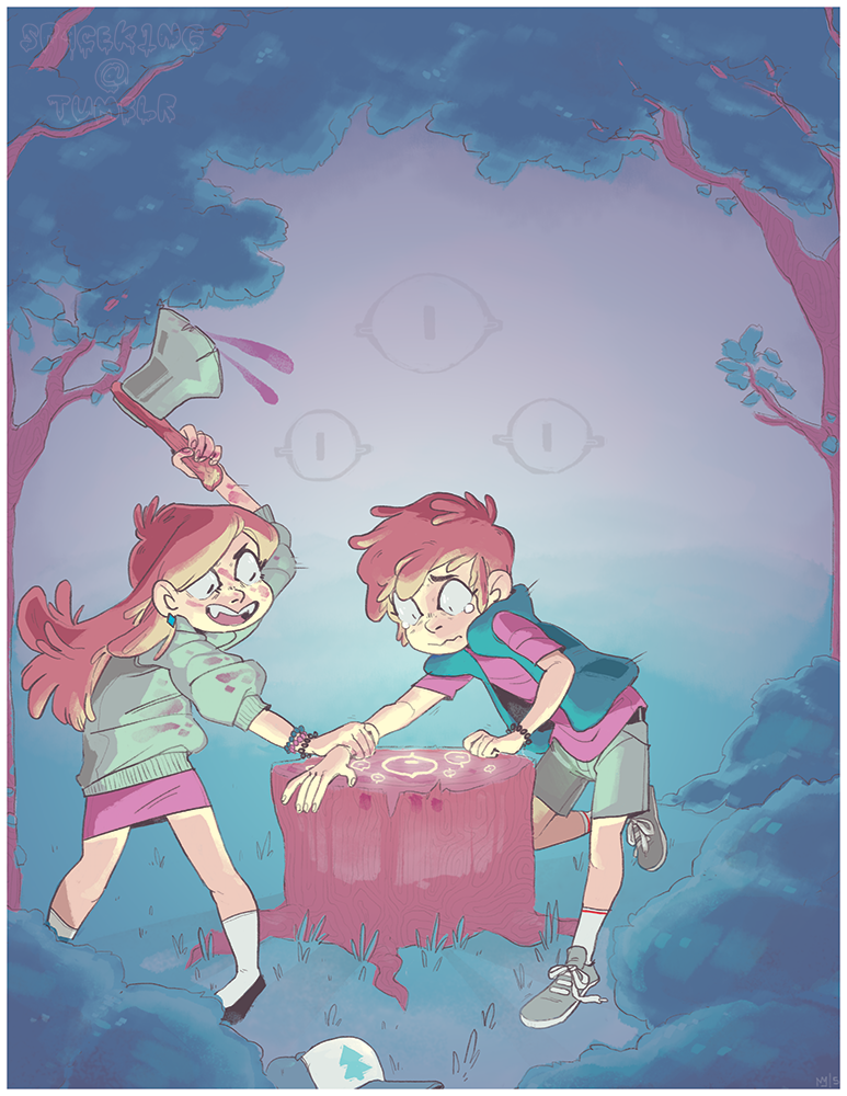 0456 -- crazy mabel redraw