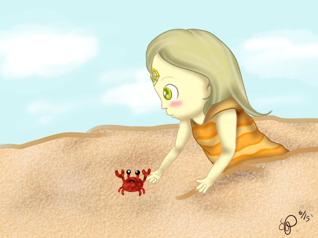 Poke The Crab