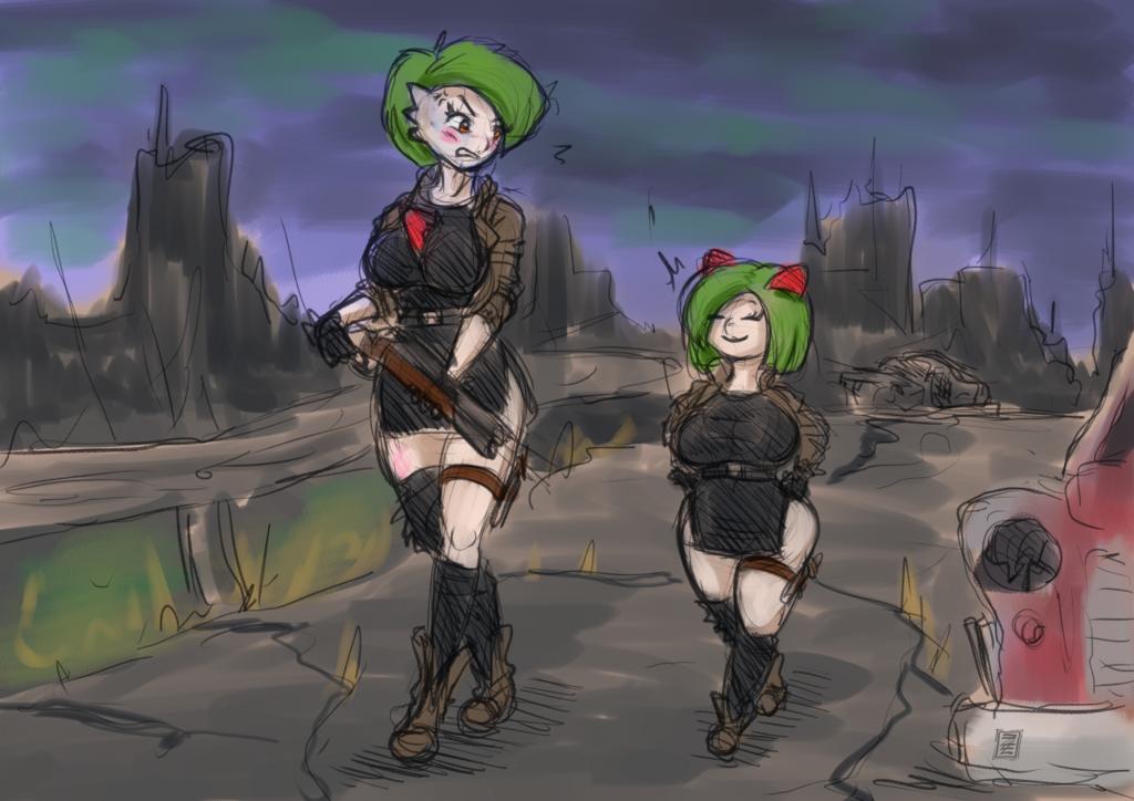 Cassidy & Gwen