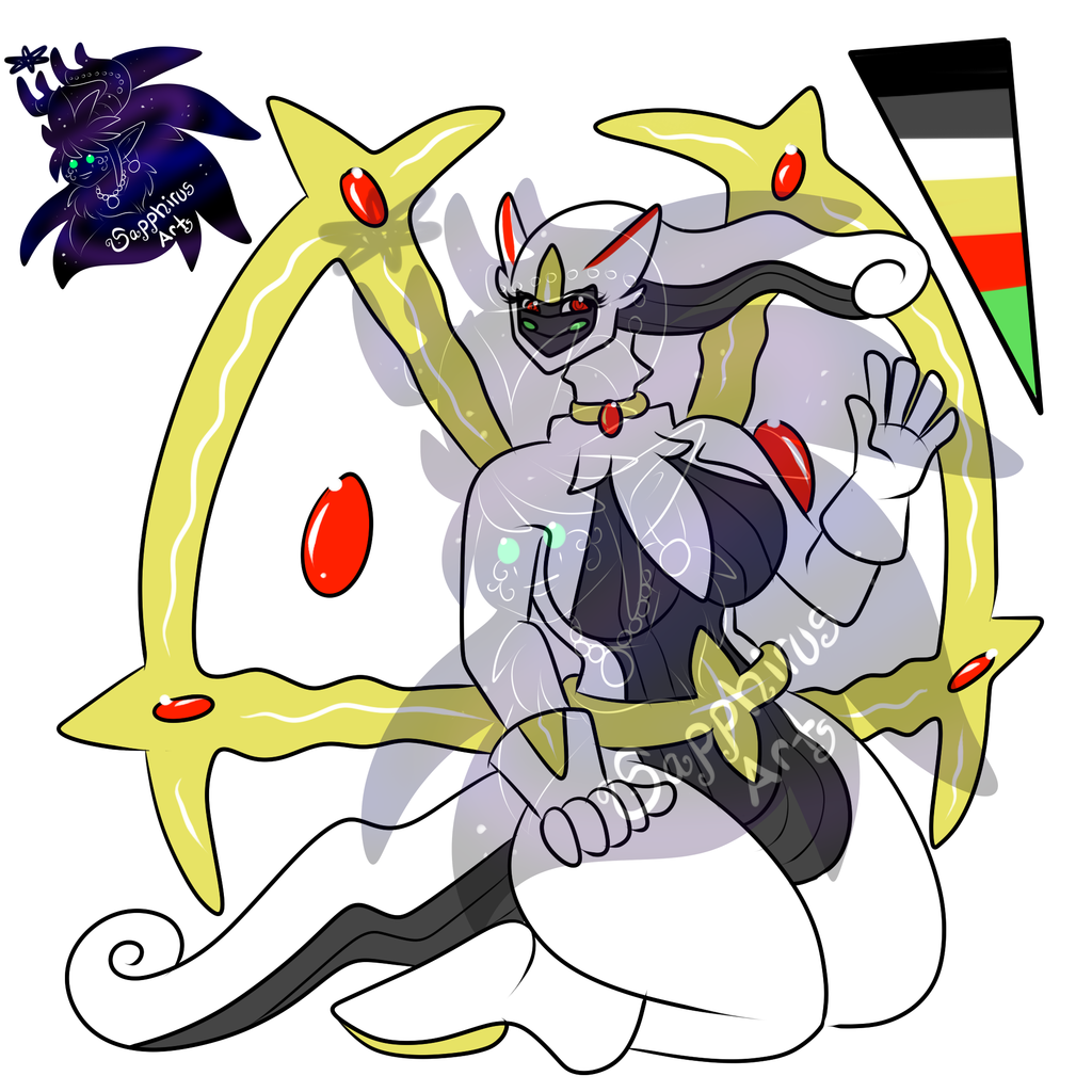 Female Arceus +SOLD+