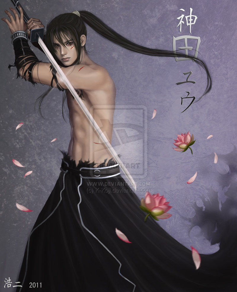 Most recent image: Kanda Yuu