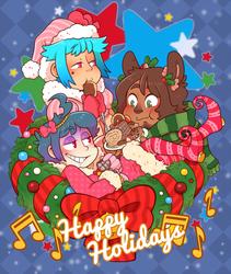 Solanaceae - Happy Holidays - 2018