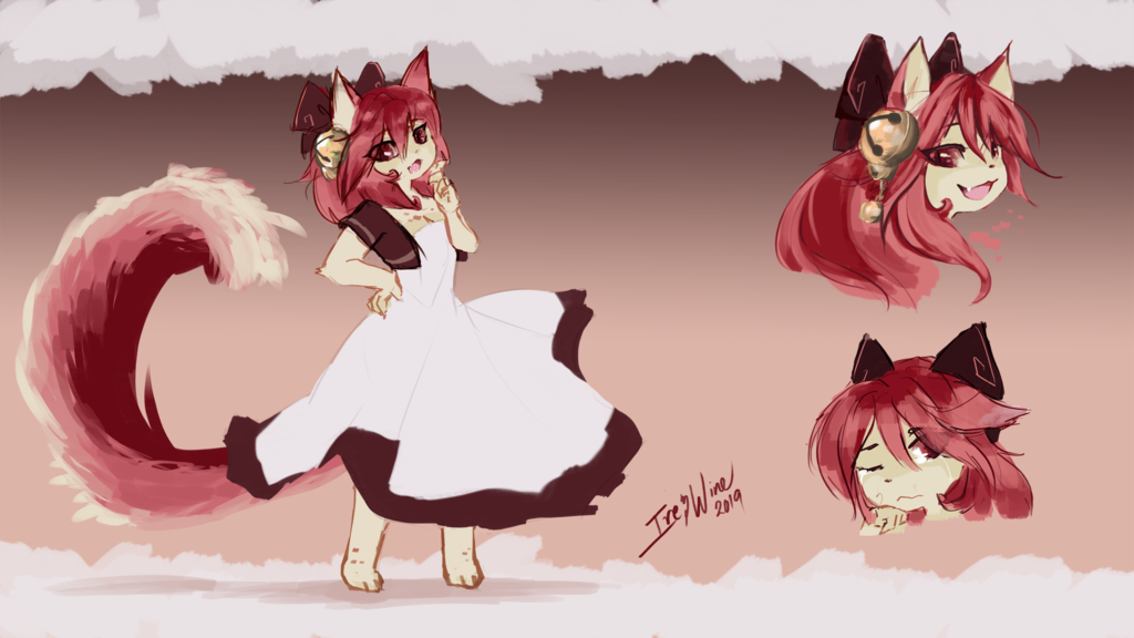 Most recent image: [Ref] Ire the Cat