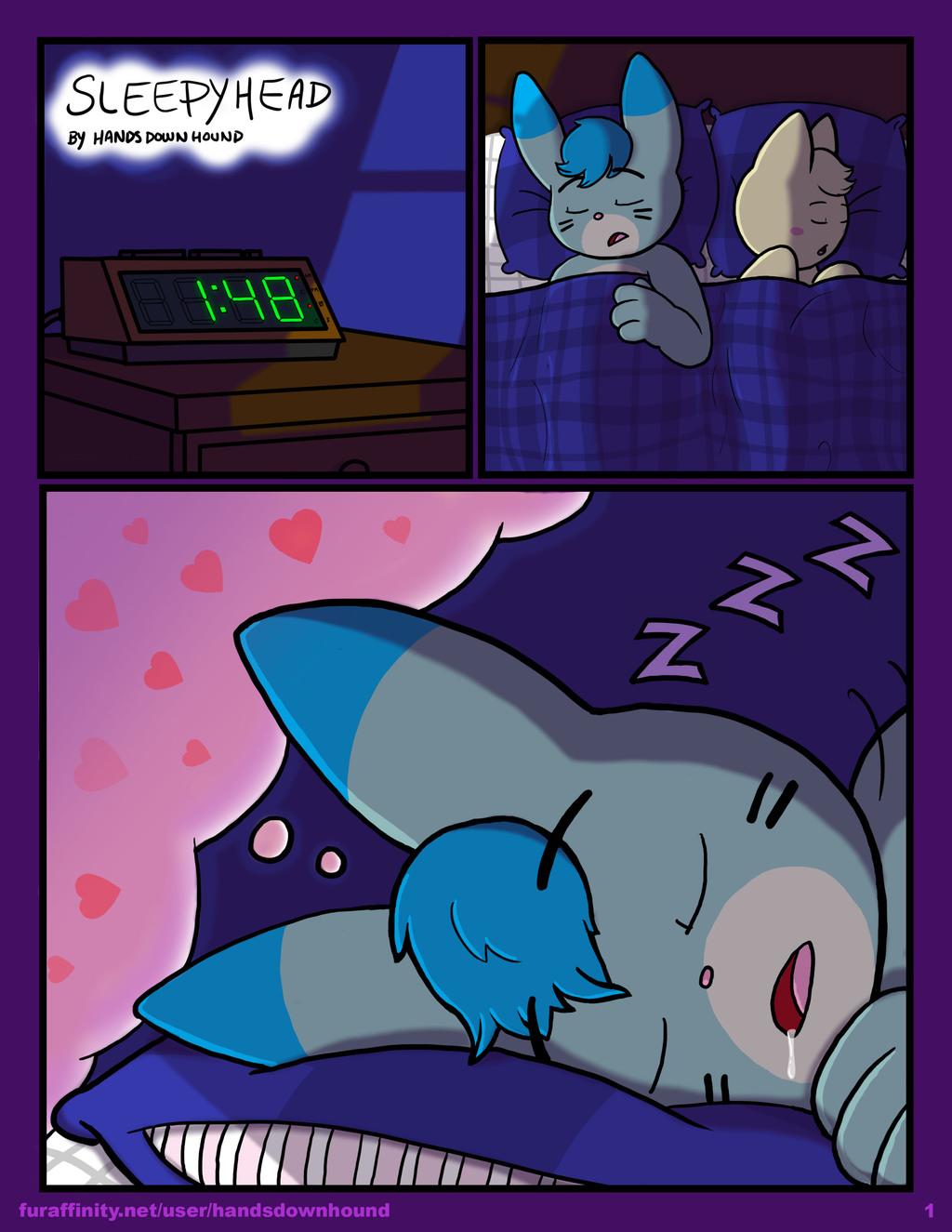 Sleepyhead - Page 1