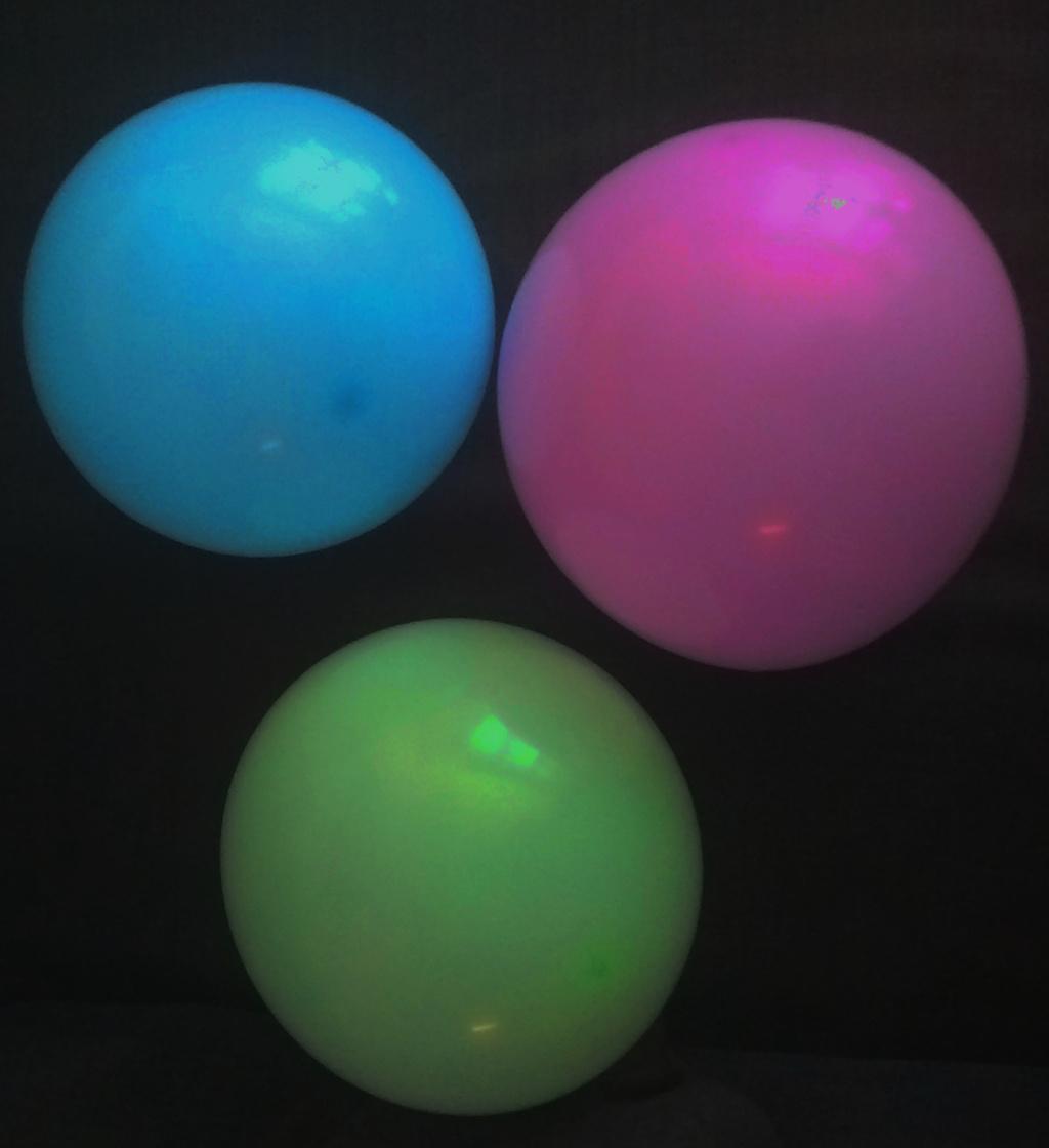 Balloon Creaking ASMR 1