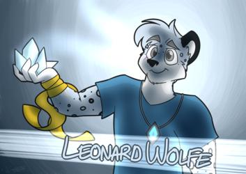 Commission - LeonardWolfe