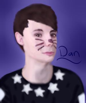 Danisnotonfire Portrait