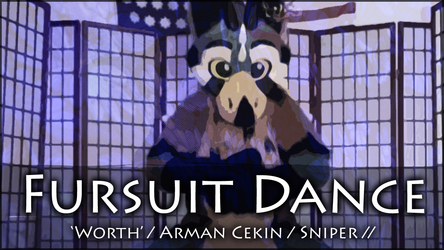 Fursuit Dance - Sniper in 'Worth' by Arman Cekin