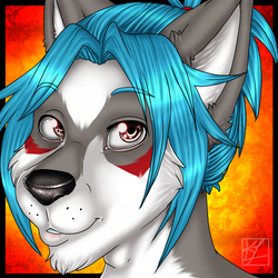 Icon commssion for Ragnar-Helghow