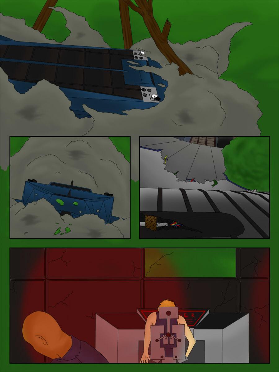Exo*Genesis Page 10