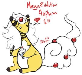 Mega Ampharos