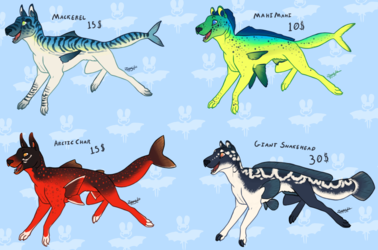 Fishdogs!