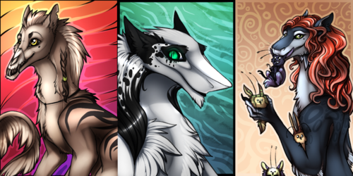 ACEO comissions part I