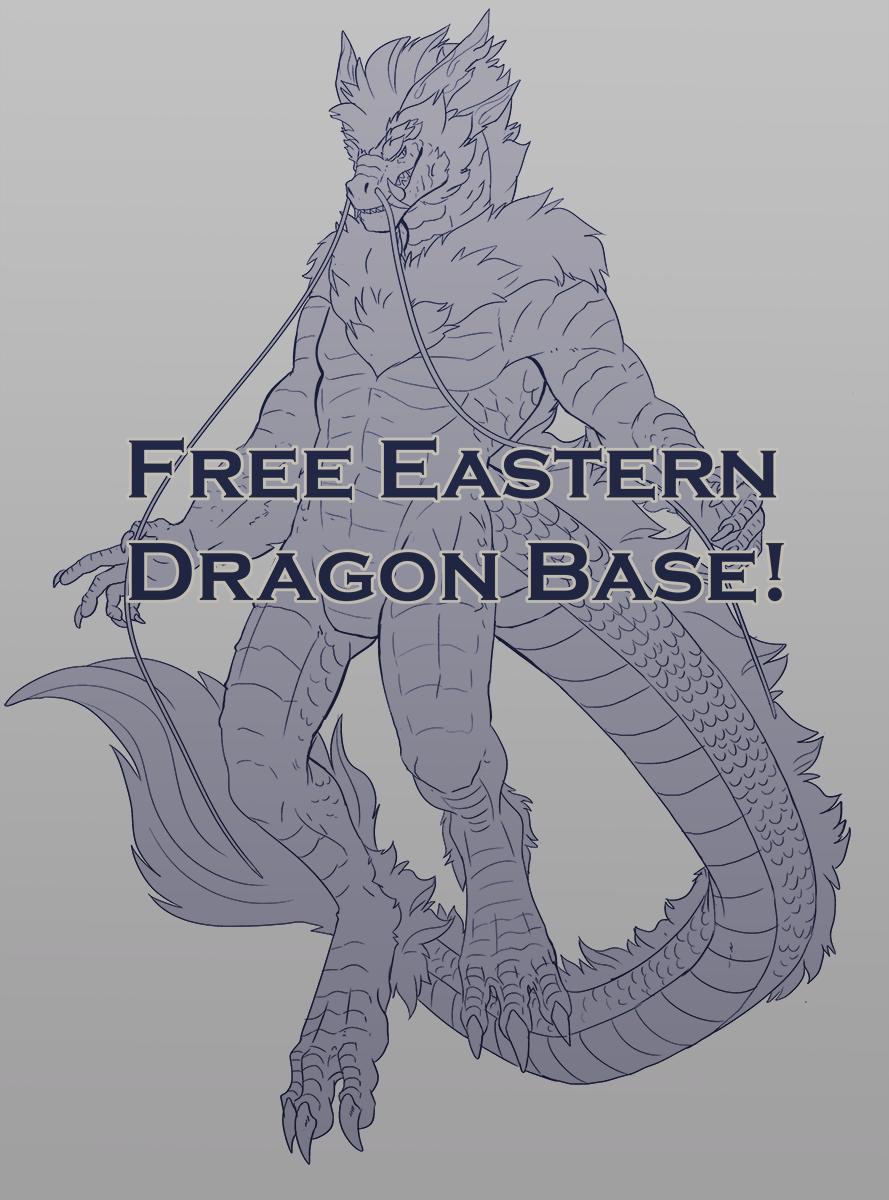 *FREE* Eastern Dragon Base!