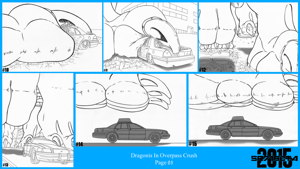 Overpass Crush - Draxi's Commission 3/16