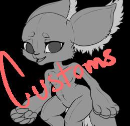 Custom Chibi Mothlings OPEN