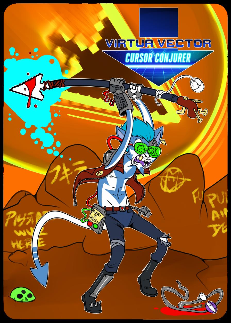 Most recent image: Epic Spell Wars: Virtua Vector