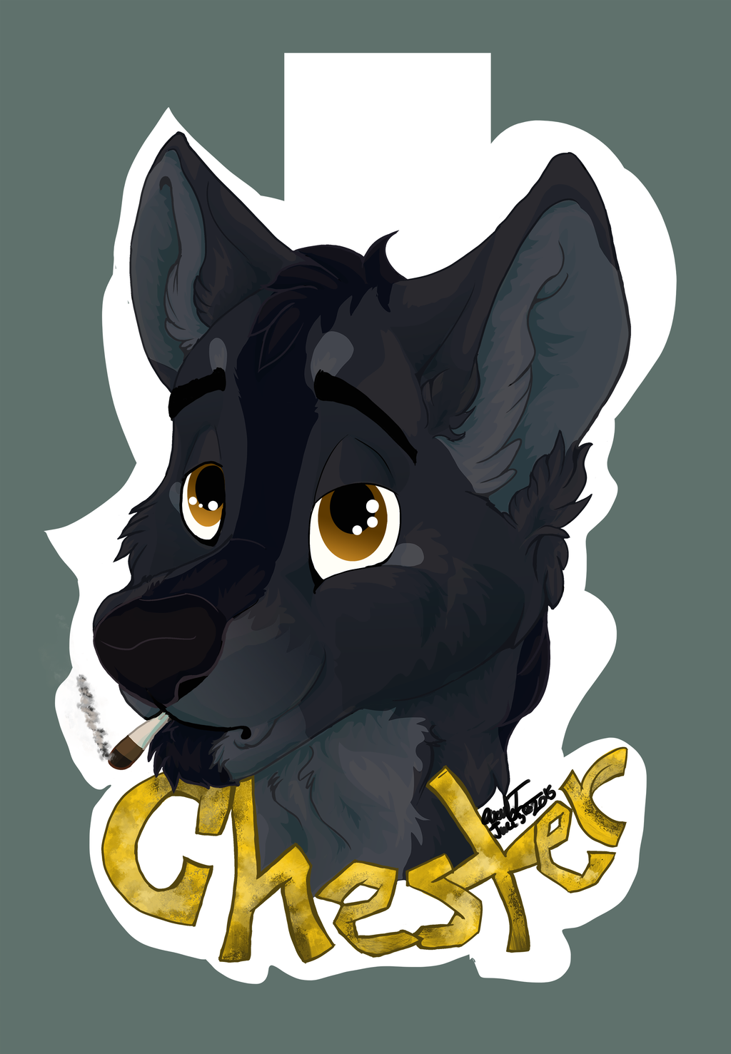 Chester Badge