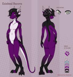 Eziekeal Bacova Character Sheet