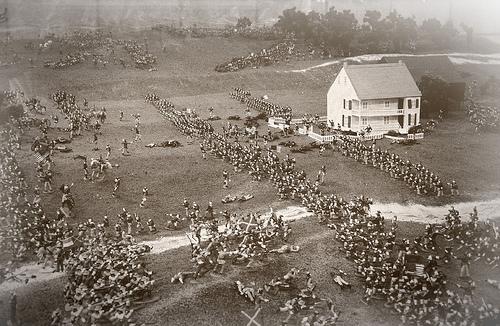 Gaittisbaurgs Maþlei (Gettysburg Address)