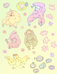 gibbon sticky