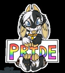 RawrHeartC4ZZ Pride
