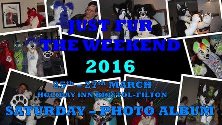 Just Fur The Weekend 2016 - Saturday Photo Album