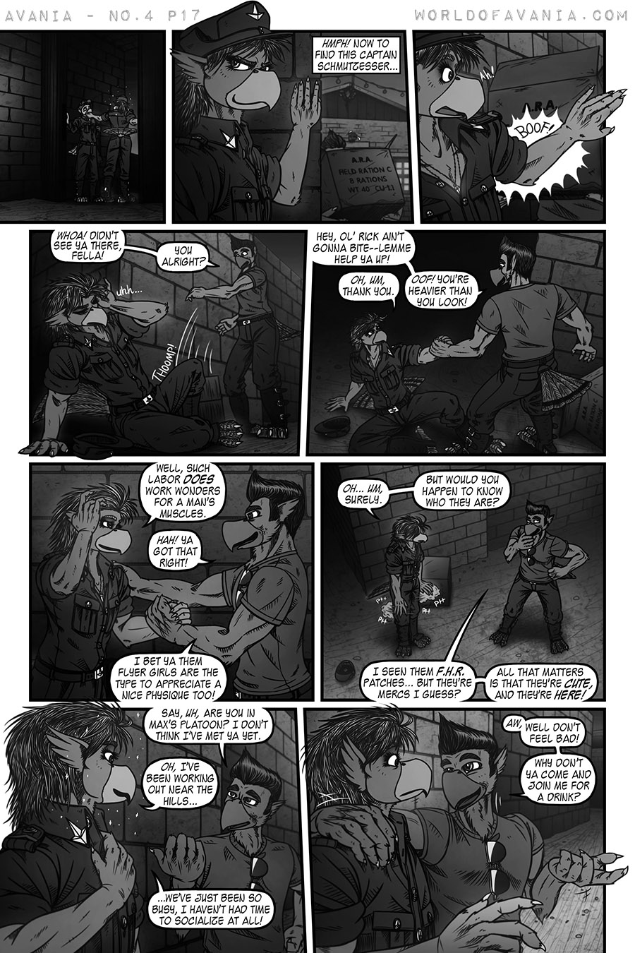 Avania Comic - Issue No.4, Page 17