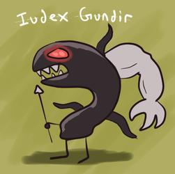 Dragon-Man Iudex