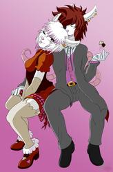 Eijirou x Tracy