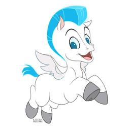 Young Pegasus