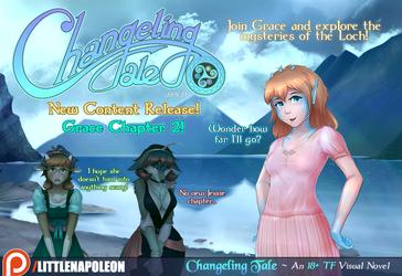 Changeling Tale - Grace's Chapter 2 Release!