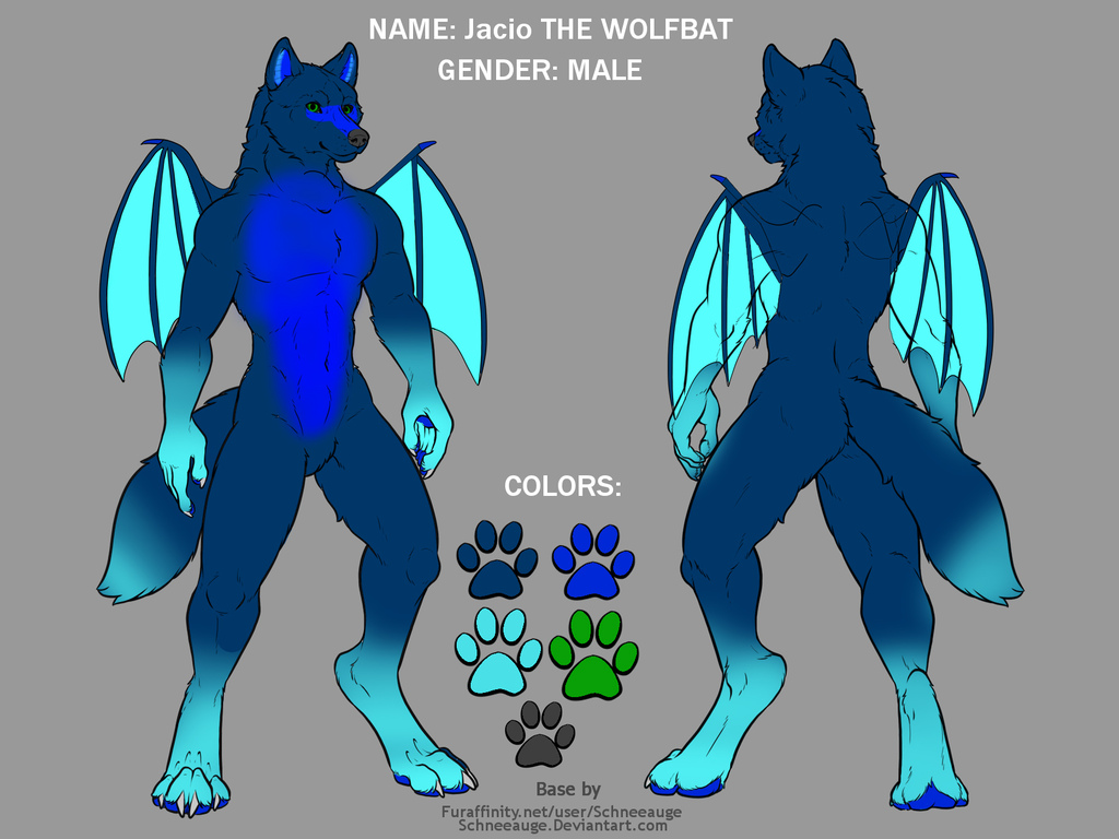 Jacio the wolfbat