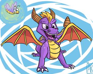 Spyro - You're Toast!