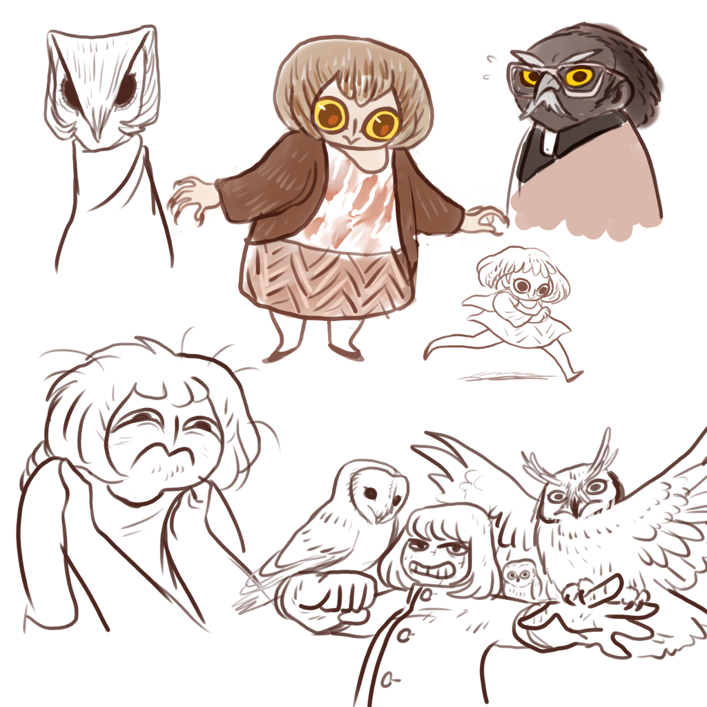 owly things