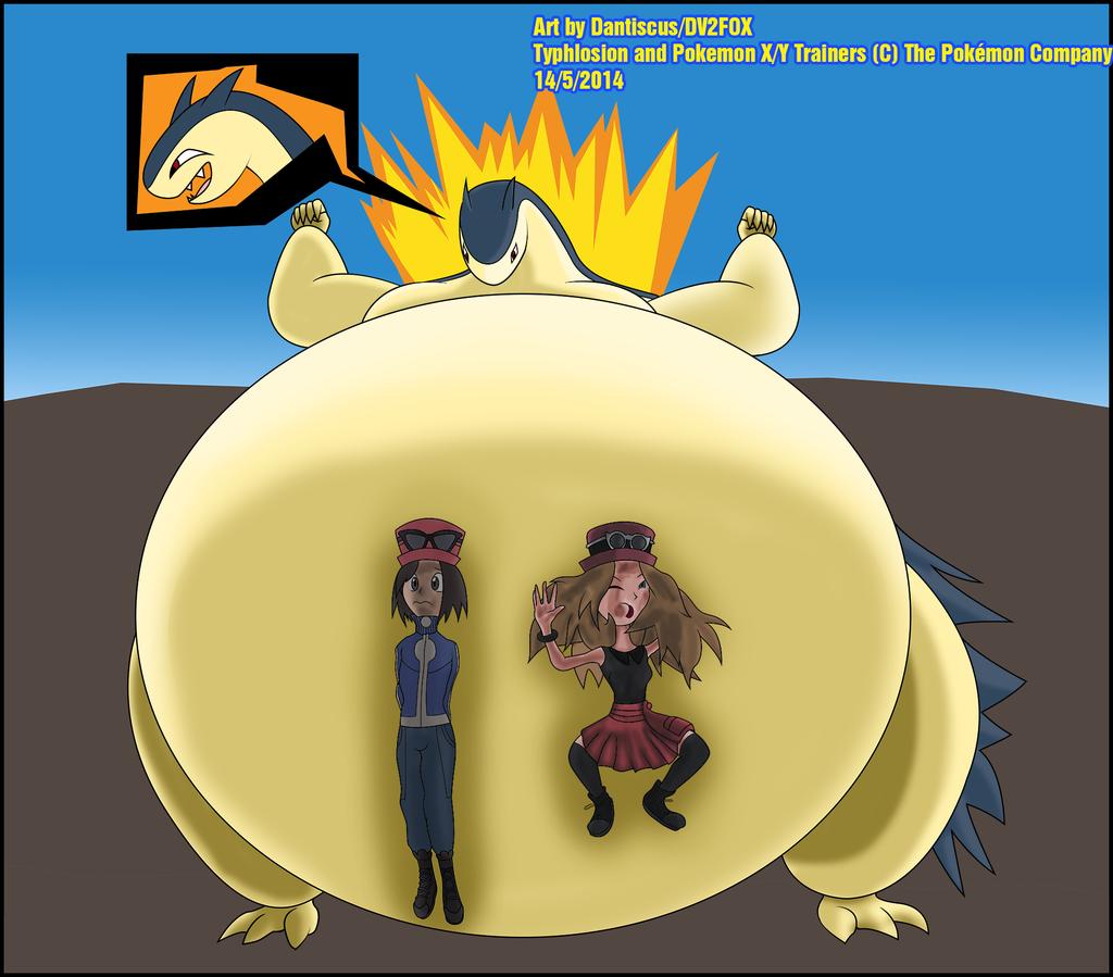 FA- Self-Expansive Pokemon Area
