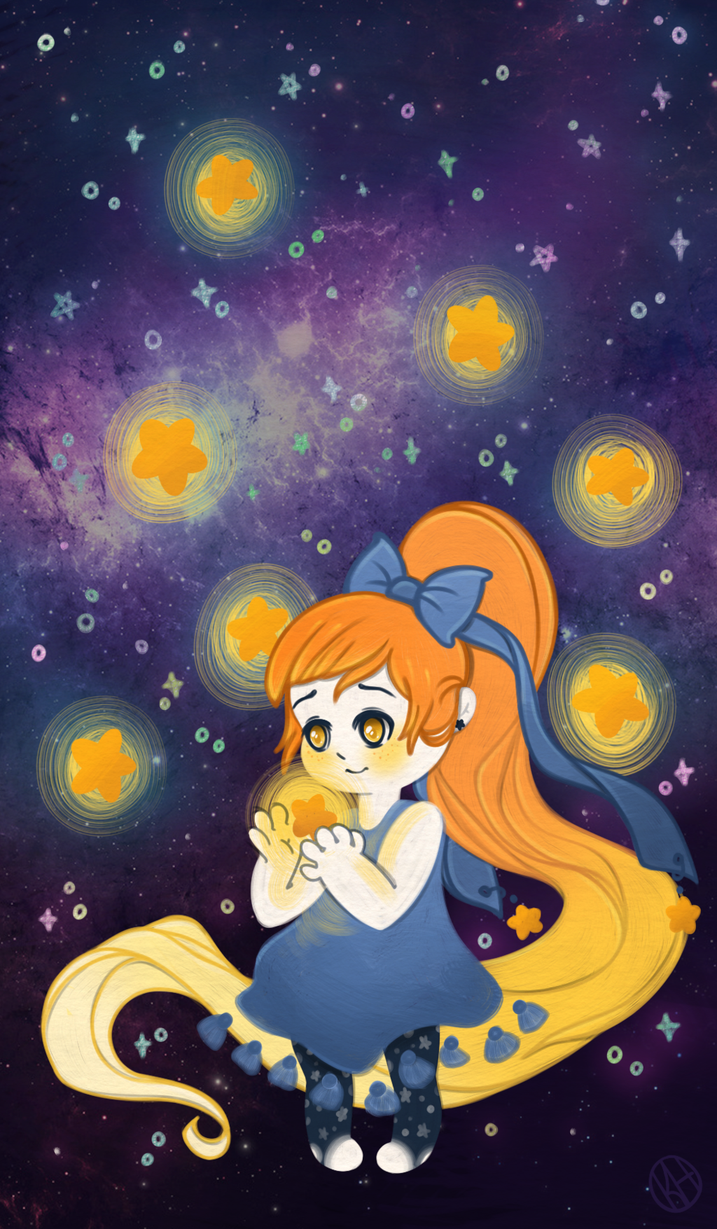 Most recent image: Princess of the Stars