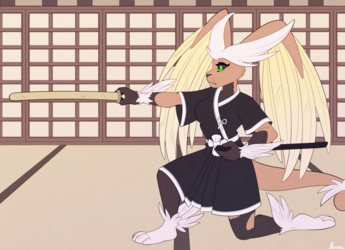 Iaido - Commission