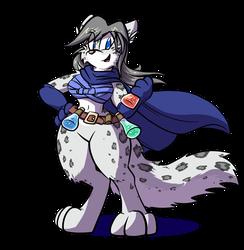Potion Leopard