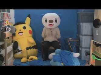 Unboxing Video: Large Oshawott Mascot Suit (Mascots Mall)