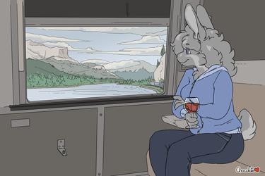 Tiff's Streams - Train Far From Home